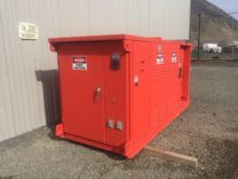 Refurbished Boundary Electric 750 kVA 4160-600V Substation