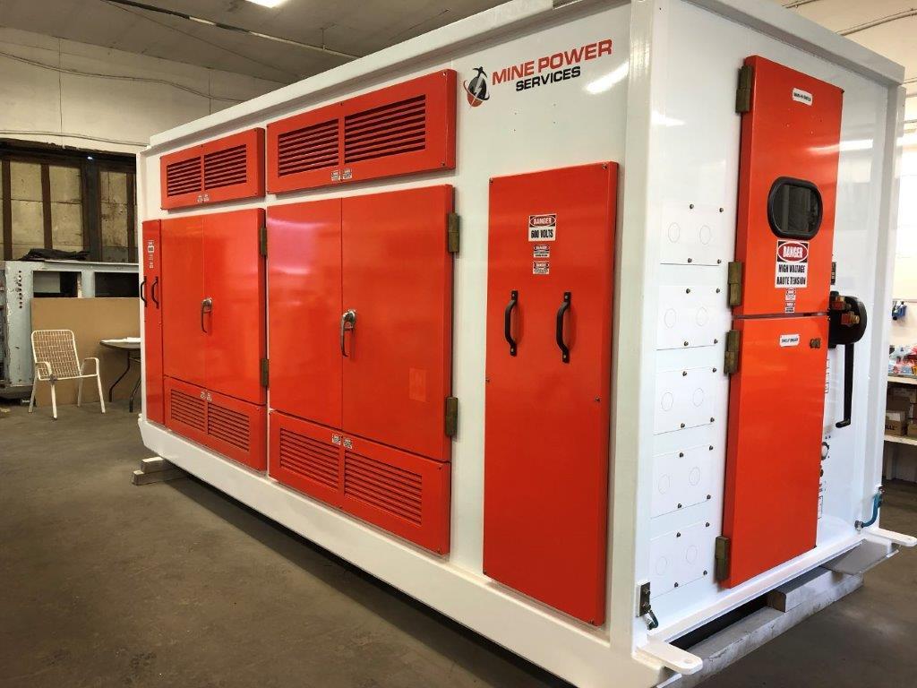 Portable Sub Station | Unit Sub Station | Mobile Substations Yukon