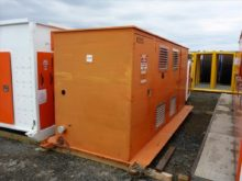 1000 kVA 13,800 to 600V Mine Power Center