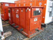 300 kVA 4160-600V Mine Power Center
