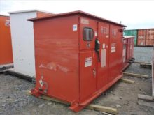 500 kVA 4160 to 600V Unit Substation