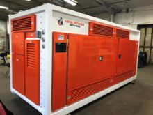 750 kVA 13,800 to 600V Mine Power Center
